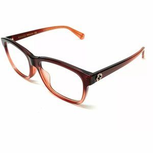Gucci Women's Brown Authentic Eyeglasses